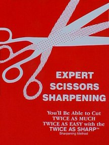 Send me your poor, your needy, your dull scissors